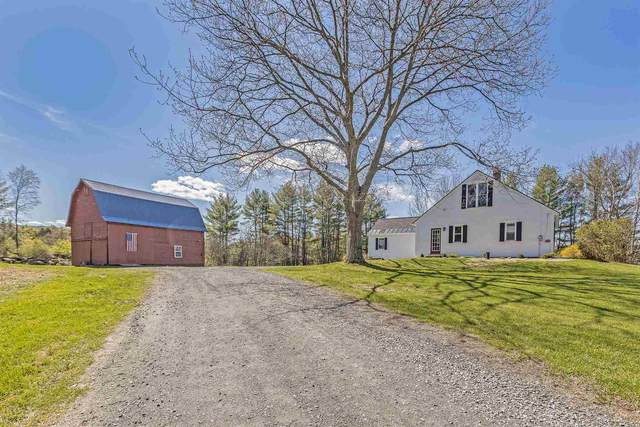 40 Hardy Hill Road, Lebanon, NH 03766 (MLS #4859936) :: Signature Properties of Vermont