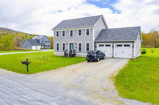 39 Leach Road, Fairfax, VT 05454 (MLS #4860112) :: Signature Properties of Vermont