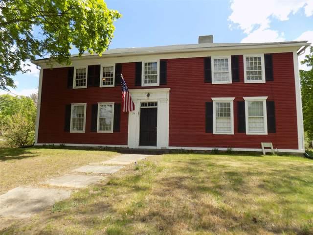 24 Thornton Street, Derry, NH 03038 (MLS #4860184) :: Signature Properties of Vermont