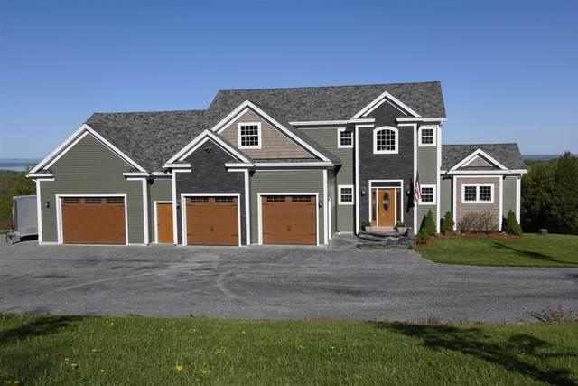 74 Charbonneau Drive, St. Albans Town, VT 05478 (MLS #4860186) :: Signature Properties of Vermont