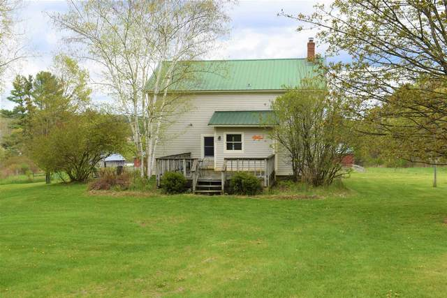 213 Young Road, Orwell, VT 05760 (MLS #4860204) :: The Hammond Team