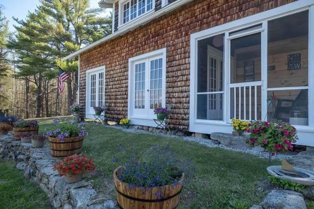 708 North Barnstead Road, Barnstead, NH 03225 (MLS #4860482) :: Signature Properties of Vermont