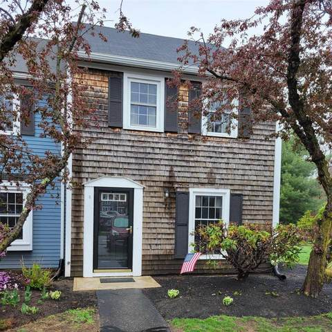 1275 Maplewood Avenue #5, Portsmouth, NH 03801 (MLS #4860568) :: Signature Properties of Vermont