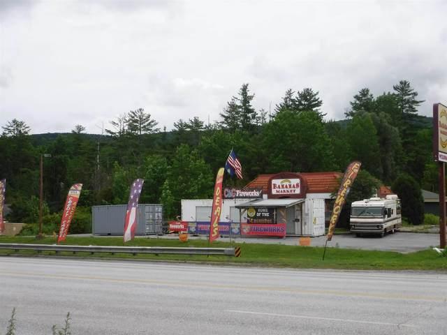 206 Us Route 4, Rutland Town, VT 05701 (MLS #4860781) :: Team Tringali