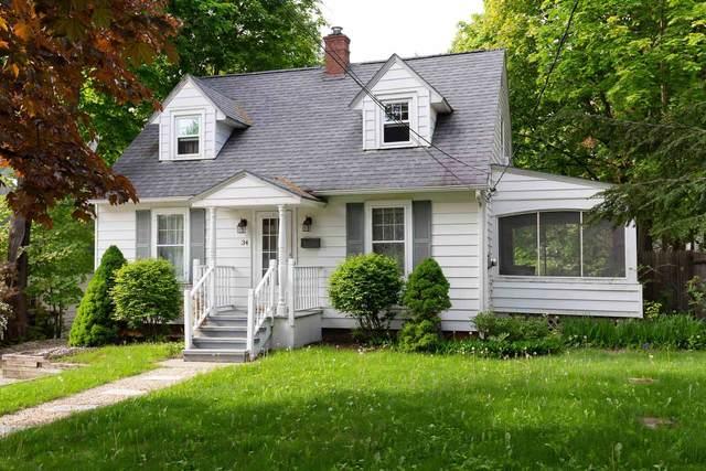 34 Proctor Avenue, South Burlington, VT 05403 (MLS #4864090) :: Signature Properties of Vermont