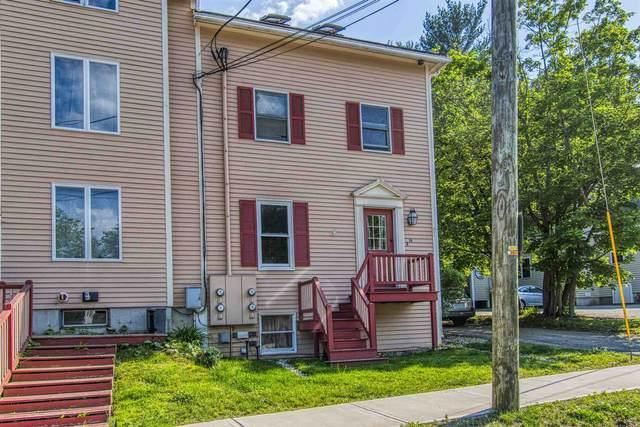 36 Nelson Street #3, Dover, NH 03820 (MLS #4865348) :: Team Tringali