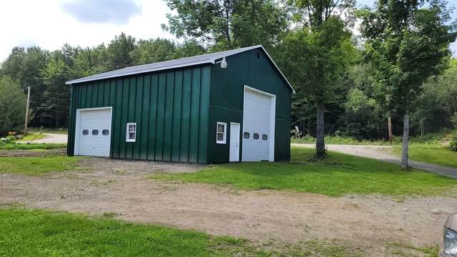 2902 Elmore Pond Road, Wolcott, VT 05680 (MLS #4865638) :: The Gardner Group