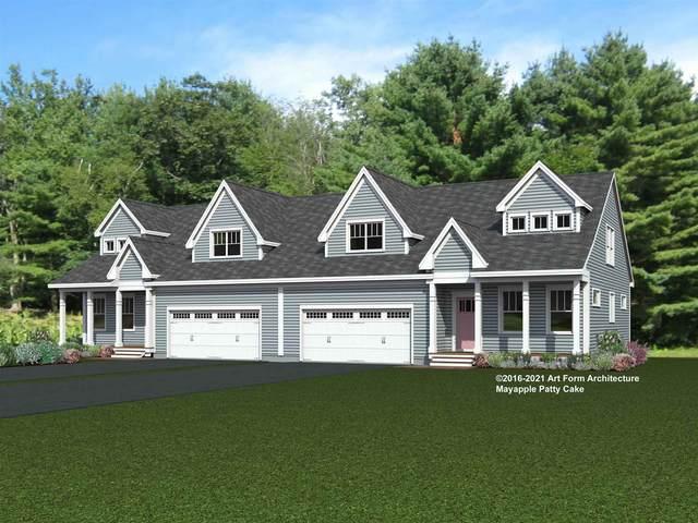 102 South Road #4, Fremont, NH 03044 (MLS #4866155) :: Keller Williams Coastal Realty