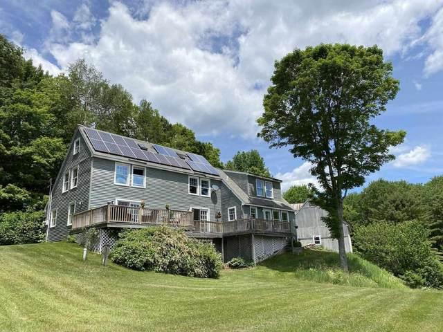 647 Pero Hill Road, Thetford, VT 05075 (MLS #4866327) :: Signature Properties of Vermont