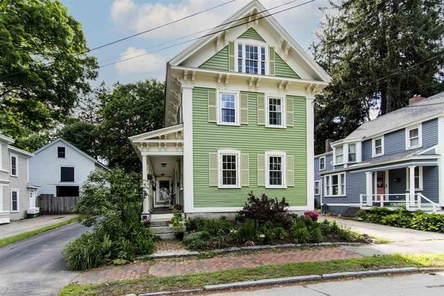 155 Locust Street #2, Dover, NH 03820 (MLS #4866609) :: Signature Properties of Vermont