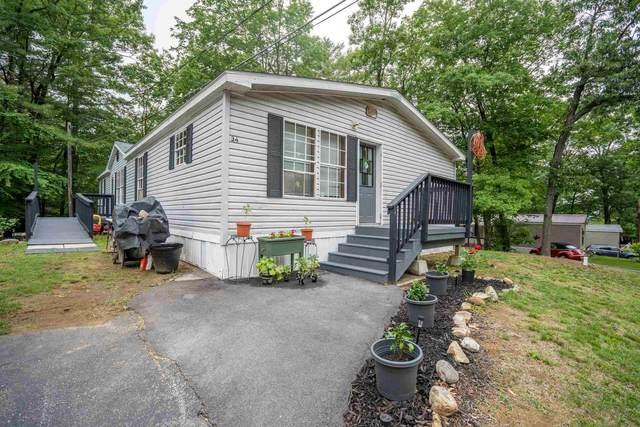 34 Fullam Circle, Allenstown, NH 03275 (MLS #4867028) :: Signature Properties of Vermont
