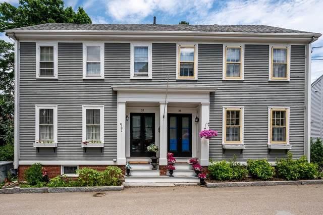 33 Howard Street, Portsmouth, NH 03801 (MLS #4867086) :: Keller Williams Coastal Realty