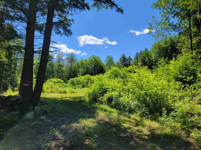 723 Old Bow Road, Weathersfield, VT 05151 (MLS #4867555) :: The Gardner Group