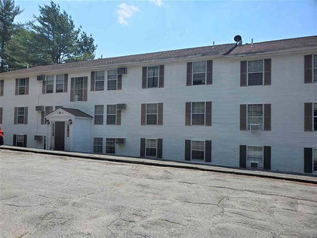20 Wolf Road #122, Lebanon, NH 03766 (MLS #4867580) :: Hergenrother Realty Group Vermont