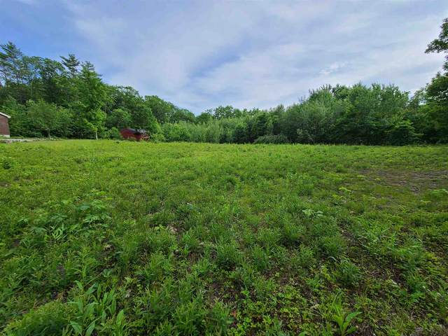 Map 116 Lot 13 College Road, Wolfeboro, NH 03894 (MLS #4867607) :: Jim Knowlton Home Team