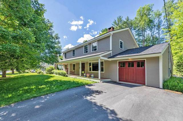 12 Spencer Road, Hanover, NH 03755 (MLS #4868564) :: Hergenrother Realty Group Vermont