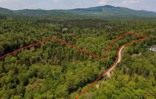 French Hollow Road #3, Winhall, VT 05340 (MLS #4868733) :: The Hammond Team