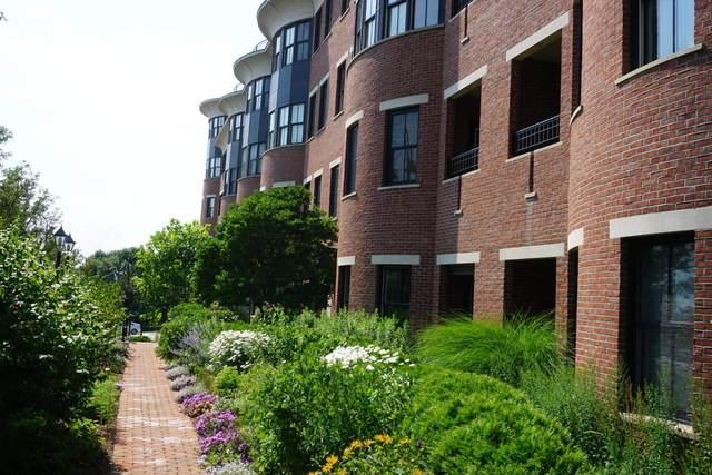 40 College Street #211, Burlington, VT 05401 (MLS #4870151) :: The Gardner Group