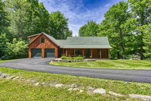 284 Nutting Road, Sunapee, NH 03782 (MLS #4871112) :: Signature Properties of Vermont