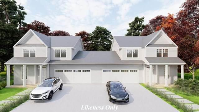 127 Webster Road 4B, Shelburne, VT 05482 (MLS #4871138) :: Signature Properties of Vermont