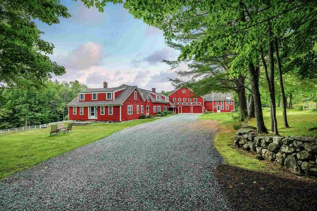 228 Davis Hill Road, New London, NH 03257 (MLS #4871276) :: Signature Properties of Vermont