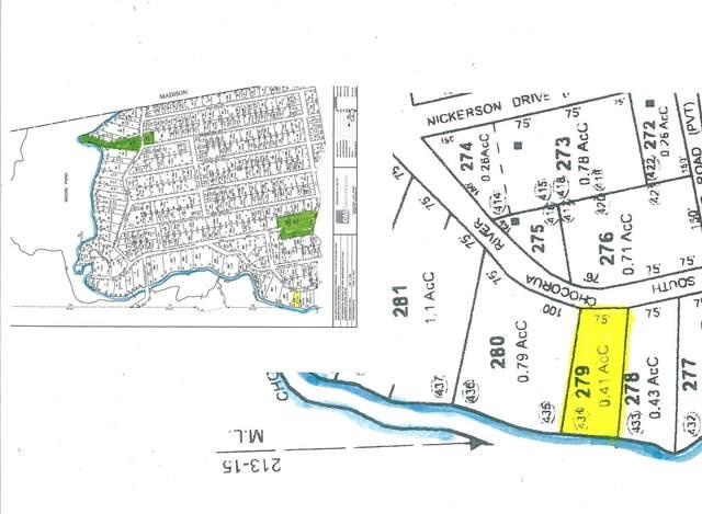 279 S.Chocorua River Drive #279, Tamworth, NH 03886 (MLS #4873422) :: The Hammond Team