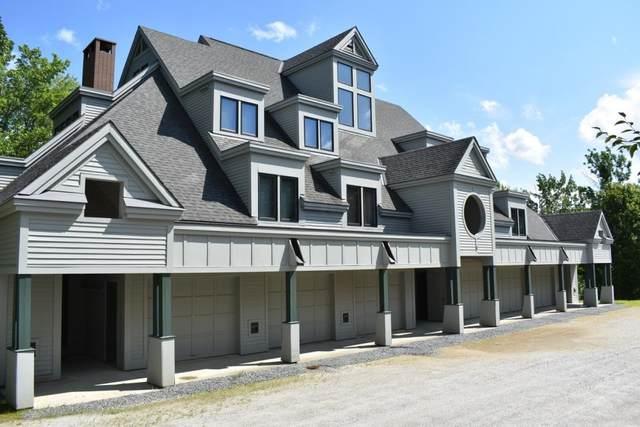 101 Ledgewood Road G4, Ludlow, VT 05149 (MLS #4873727) :: Jim Knowlton Home Team