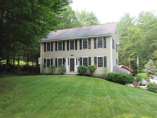 26 Weir Road Lot # 21, Boscawen, NH 03303 (MLS #4873800) :: Signature Properties of Vermont