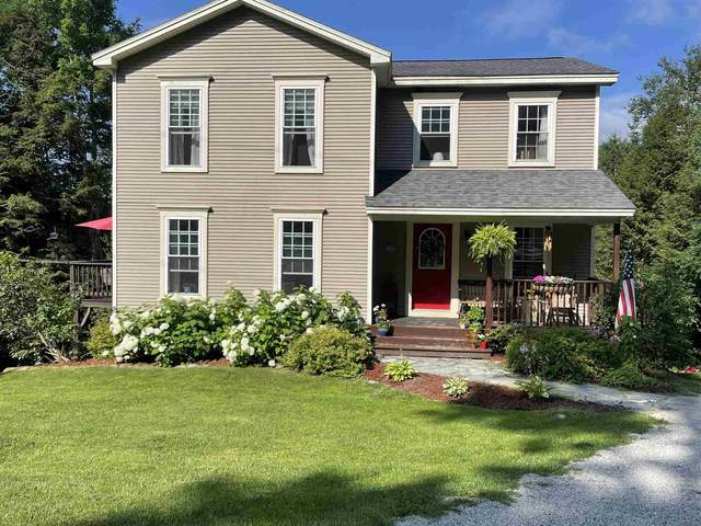 261 Whitefield Drive, Cambridge, VT 05464 (MLS #4874109) :: The Gardner Group