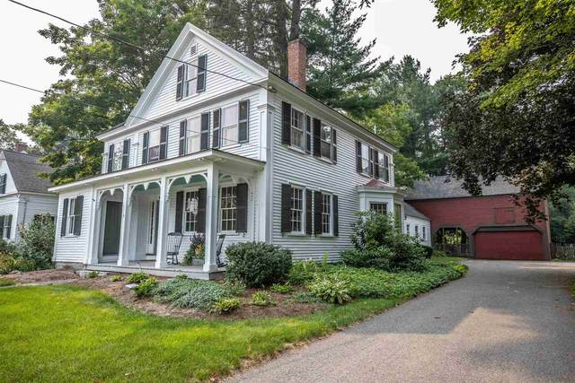 7 Carriage Road, Amherst, NH 03031 (MLS #4874480) :: Parrott Realty Group