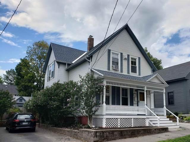 19 Jackson Street, Concord, NH 03301 (MLS #4875091) :: Signature Properties of Vermont