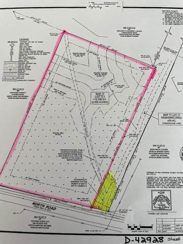 Lot 71-1 North Road, North Hampton, NH 03862 (MLS #4881651) :: Keller Williams Coastal Realty
