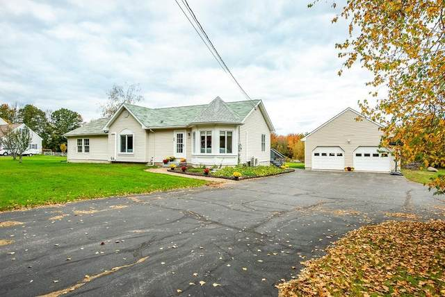 656 Salmon Falls Road, Rochester, NH 03868 (MLS #4885392) :: Keller Williams Coastal Realty