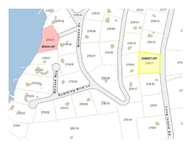 00 Long Island Road #11, Moultonborough, NH 03254 (MLS #4885602) :: Keller Williams Coastal Realty
