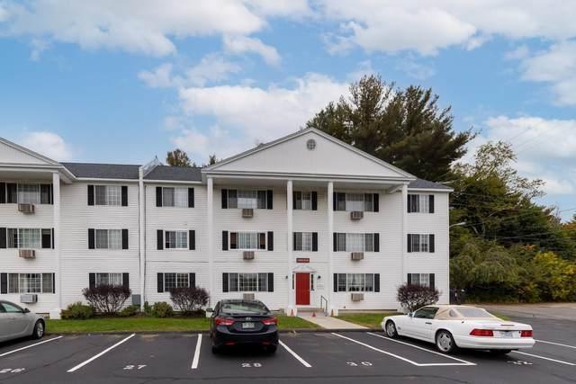 105 Portsmouth Avenue #31, Exeter, NH 03833 (MLS #4887052) :: Keller Williams Coastal Realty