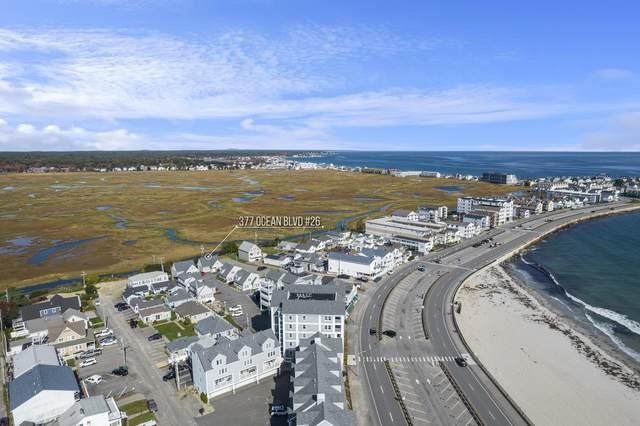 377 Ocean Boulevard #26, Hampton, NH 03842 (MLS #4887936) :: Keller Williams Coastal Realty