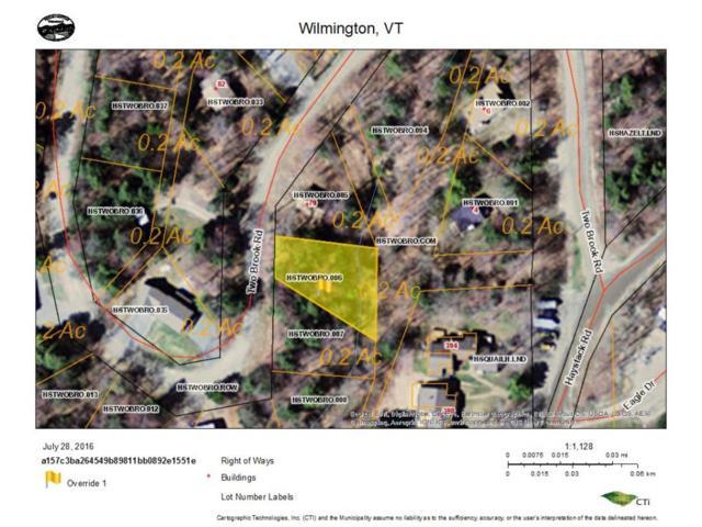 6 Two Brook Village Road #6, Wilmington, VT 05356 (MLS #4506956) :: Lajoie Home Team at Keller Williams Realty