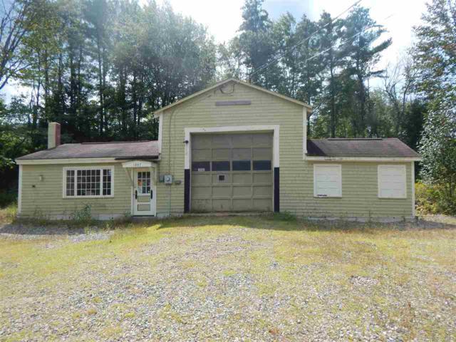 1287 Bearcamp Highway, Tamworth, NH 03886 (MLS #4511220) :: Keller Williams Coastal Realty