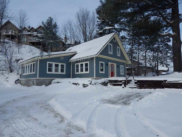 409 Mountain Road Road, Stowe, VT 05672 (MLS #4625556) :: Keller Williams Coastal Realty