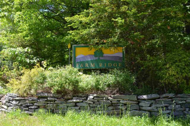 Farm Ridge Road Lots #18/19, Ludlow, VT 05149 (MLS #4639201) :: Keller Williams Coastal Realty
