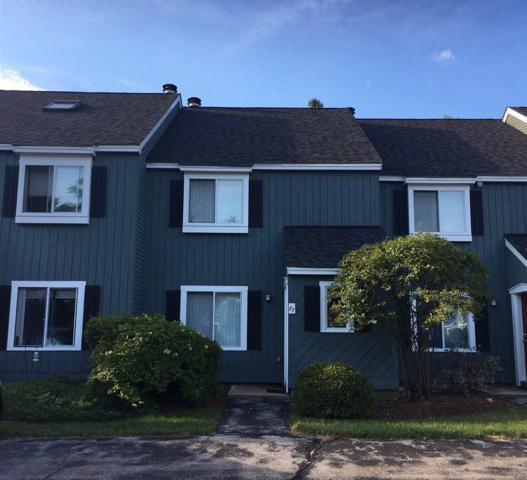 10 Madison Drive #87, Woodstock, NH 03262 (MLS #4653947) :: Keller Williams Coastal Realty