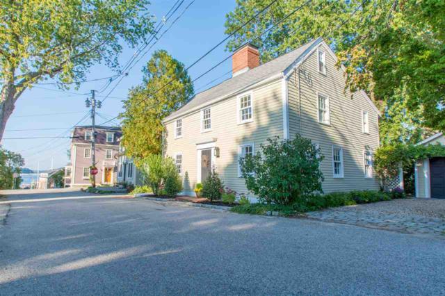 22 Atkinson Street, New Castle, NH 03854 (MLS #4661281) :: Keller Williams Coastal Realty