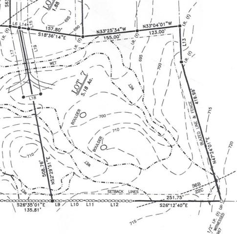 lot 7 Main Street, New Hampton, NH 03256 (MLS #4681379) :: The Hammond Team