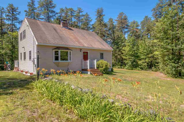 23 Blueberry Road, Ossipee, NH 03814 (MLS #4683101) :: Keller Williams Coastal Realty