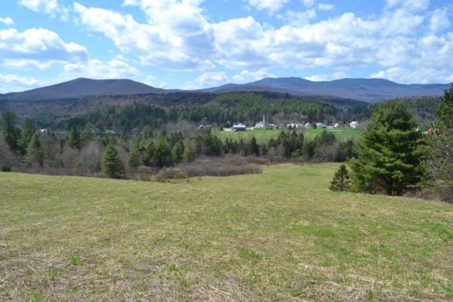 19 Gould Hill Road Lot A, Worcester, VT 05682 (MLS #4690540) :: The Hammond Team