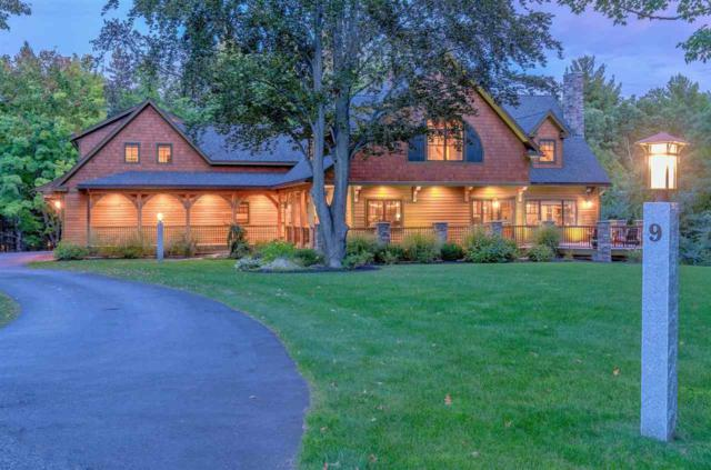 9 Knoll Crest Drive, Bedford, NH 03110 (MLS #4691556) :: Hergenrother Realty Group Vermont