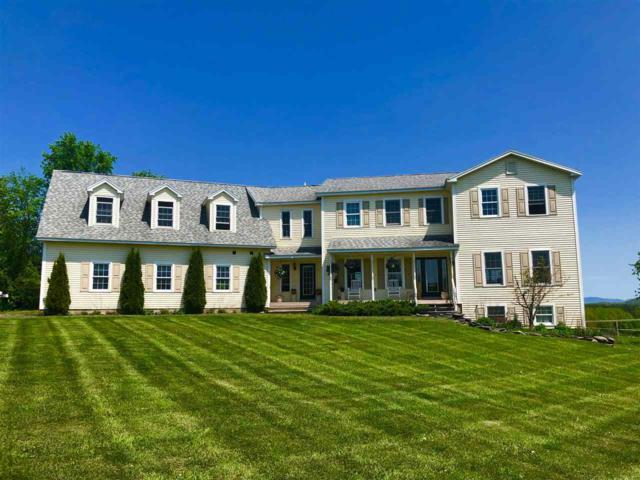 413 Hibbard Road, Milton, VT 05468 (MLS #4696809) :: The Gardner Group