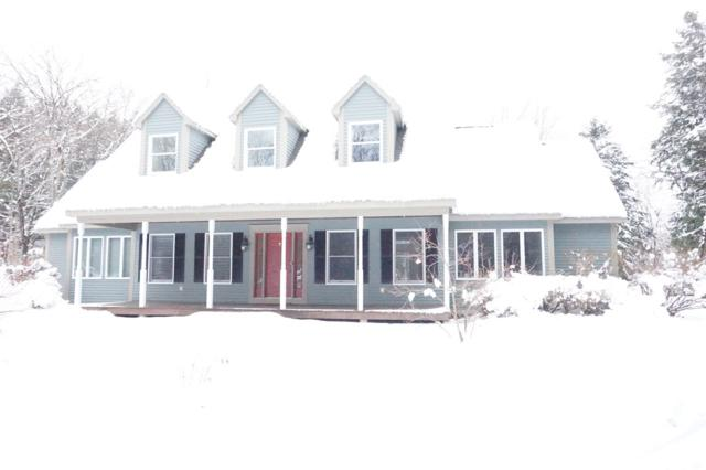 81 Bentley Road, Hartford, VT 05059 (MLS #4703099) :: Hergenrother Realty Group Vermont