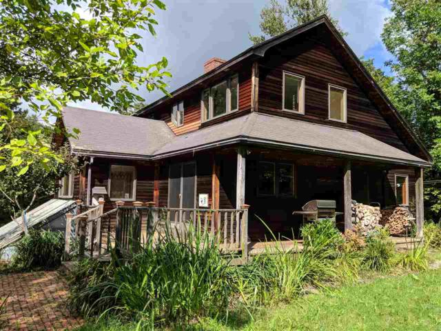 207 Upper Turnpike Road, Norwich, VT 05055 (MLS #4710851) :: Hergenrother Realty Group Vermont
