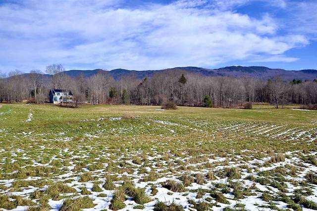Lot 8 Guptil Road #8, Waterbury, VT 05677 (MLS #4713490) :: Keller Williams Coastal Realty